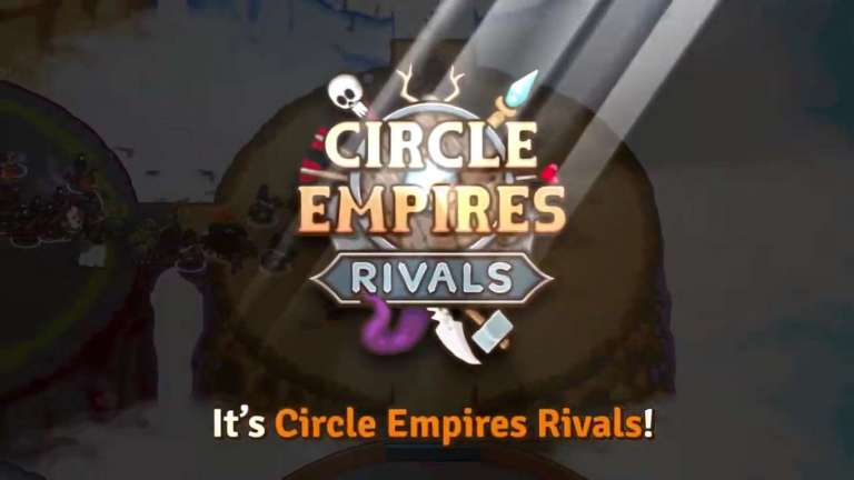 Circle Empires Rivals Is The Stand Alone Multiplayer Sequel To The Award Winning RTS Circle Empires And It Is On Its Way To Steam From Luminous Studios