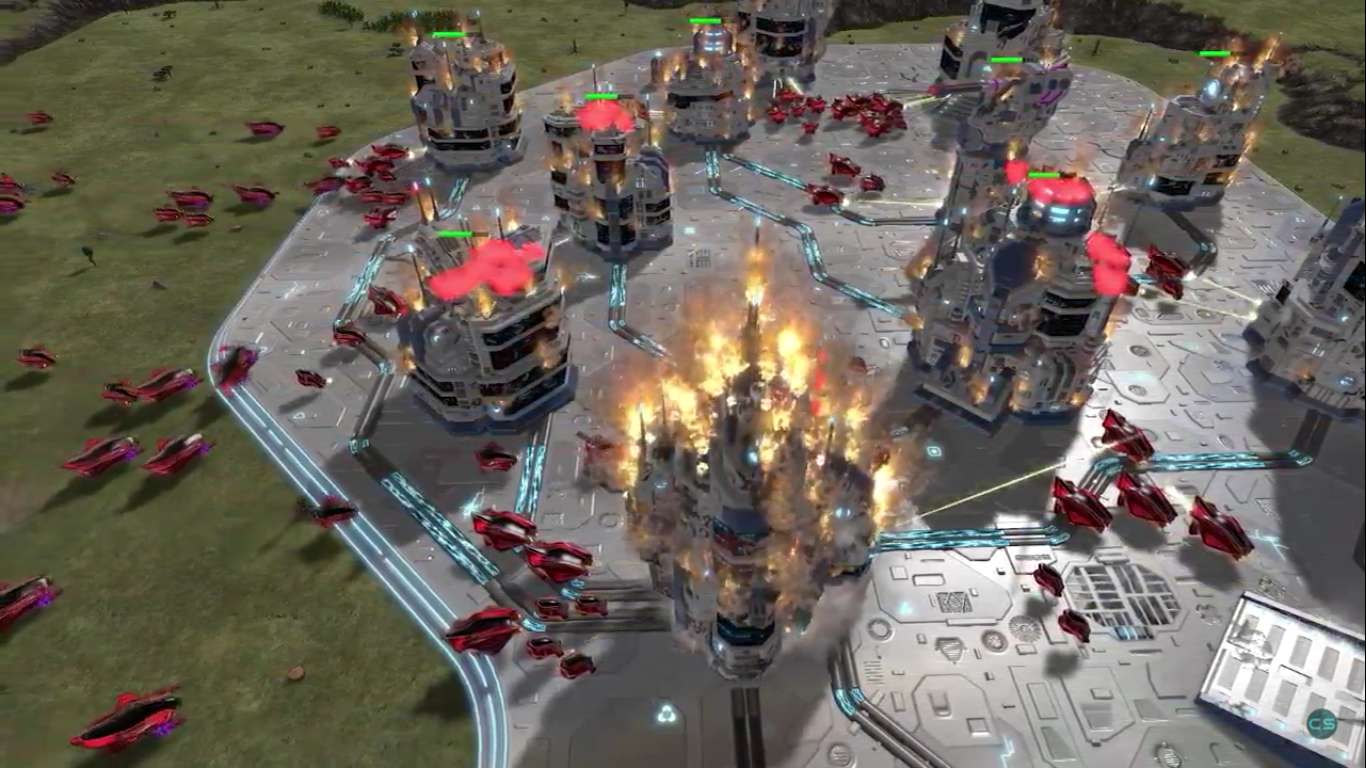 A New RTS Style Sci-Fi Tower Defense Game Titled Colony Siege Is Coming To Steam Early Access Summer 2020