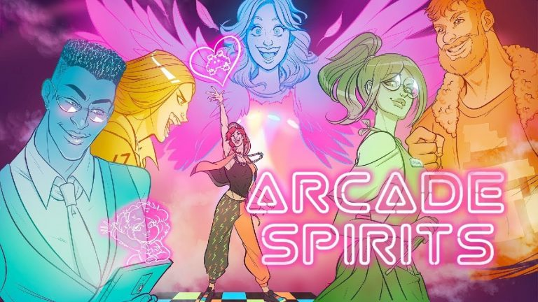 Visual Novel Romantic Comedy Arcade Spirits Launches On Consoles This May