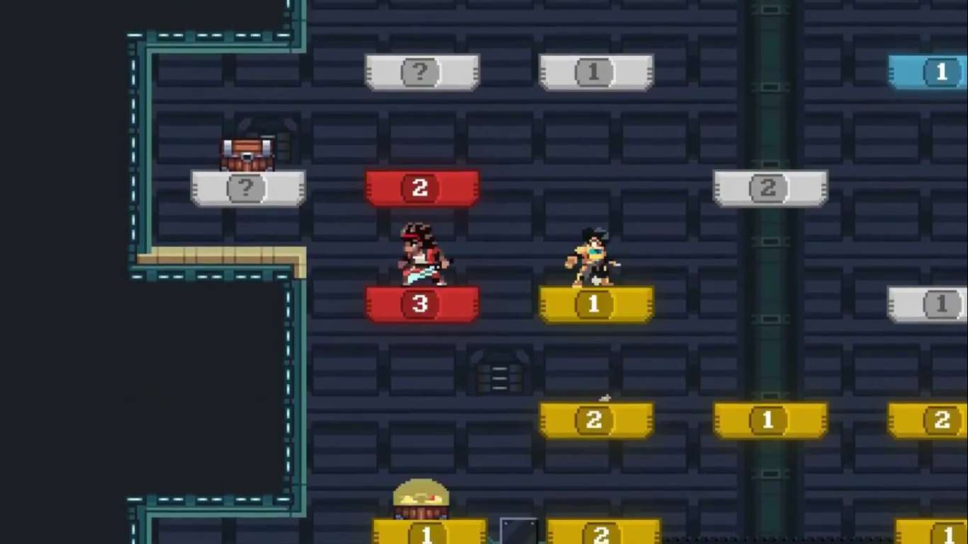 A New Competitive Platformer Titled Jumpala Is Full Of Superpowers And Sabotage, And On Its Way To Steam Later This Year