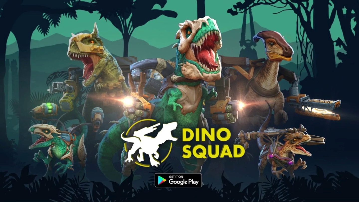 Multiplayer Shooter Dino Squad Now Available For Closed Beta Testing On Mobile