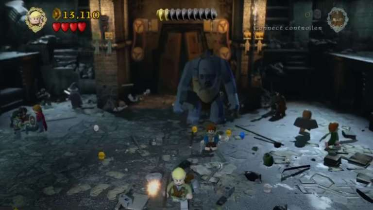 Lego: The Lord Of The Rings Is Back On Steam After A Mysterious Year Of Absence