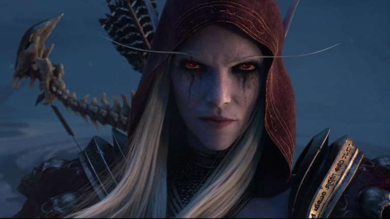Blizzard's New Expansion For WoW, Shadowlands, Gets Graphics Improvement Options And New Character Creation Screen