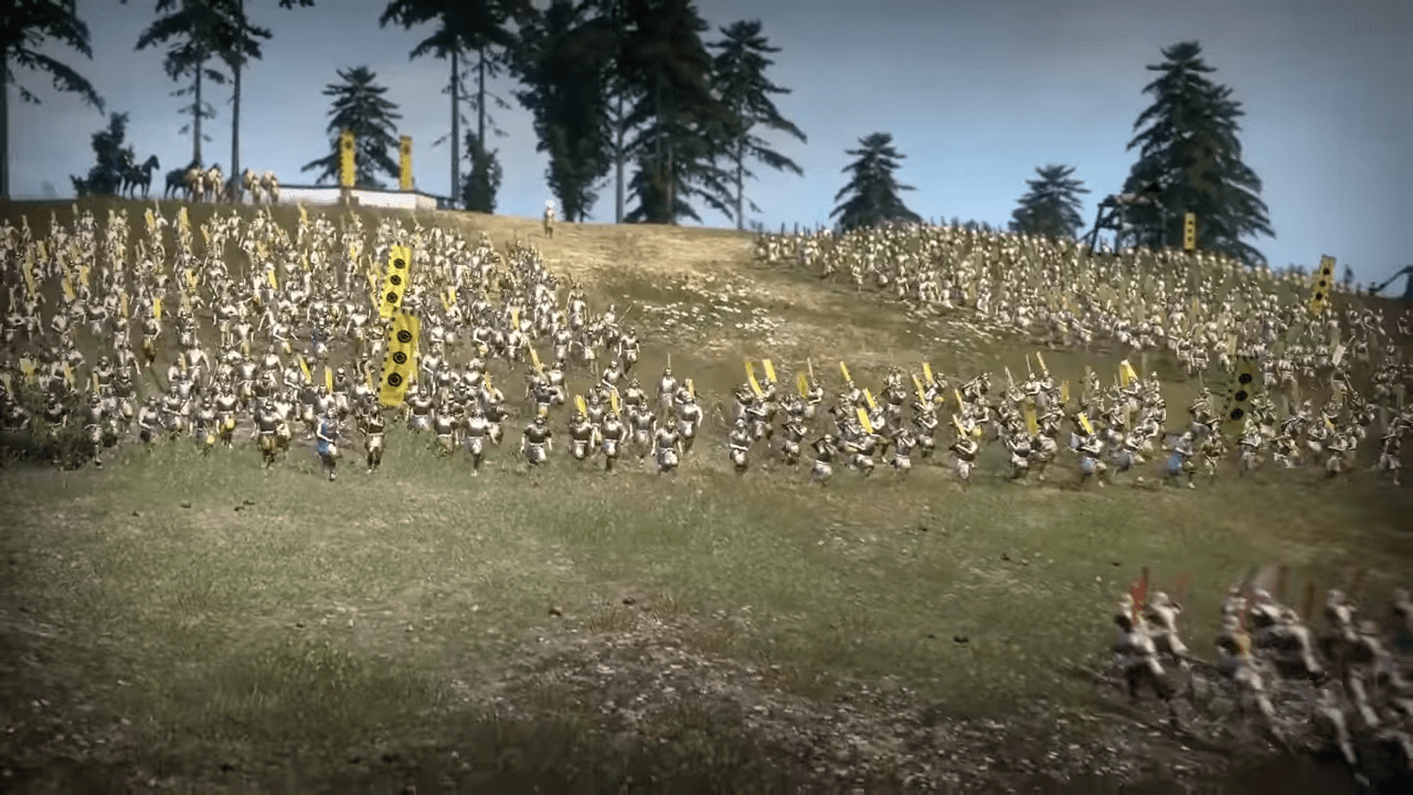 Total War: Shogun 2 Is Going To Be Claimable On Steam Between April 27 And May 1