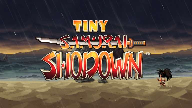 ACTFIVE Launches Tiny Samurai Shodown RPG For Android