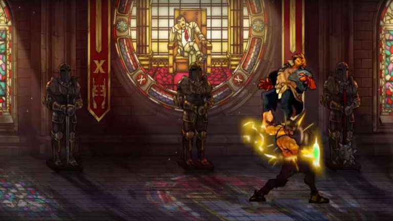 Streets Of Rage 4 Is Set To Come Out April 30; A New Trailer Is Out Now
