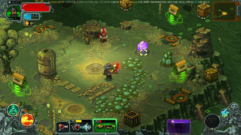 Roguelite I, Dracula: Genesis Gets Its Official Release Date For Steam: May 22
