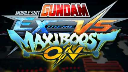 Mobile Suit Gundam Extreme VS. Maxiboost Release Date Announced For July With Closed Network Test Opportunity