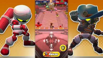 One-On-One Battle Game Smash Hockey Is Headed For iOS And Android In 2020