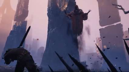 The Action RPG Mortal Shell Is Showing A Lot Of Promise Based On Recent Announcement Trailer