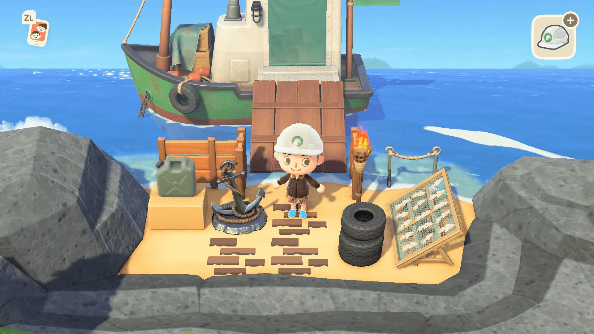 Animal Crossing: New Horizons Guide To Unlock Redd's Barge And The Museum Upgrade