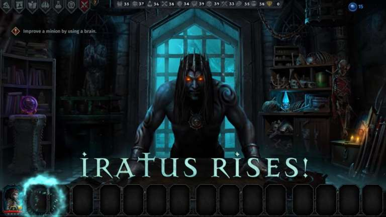 Tactical Roguelike Iratus: Lord of the Dead Is Leaving Early Access For A Full Steam Launch On April 23