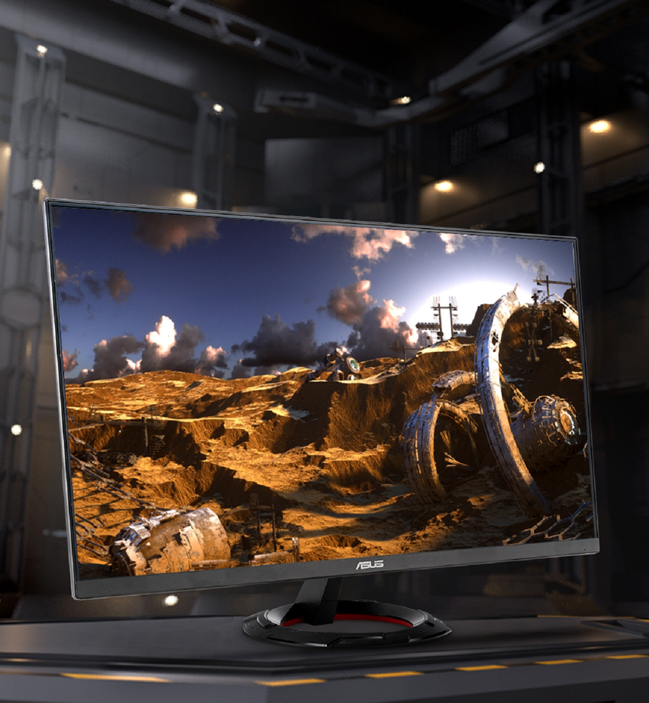 ASUS Uncovers Its TUF Gaming VG279Q1R Monitor – 27 Inch Full HD, 1080p, A 144Hz Refresh Rate And More