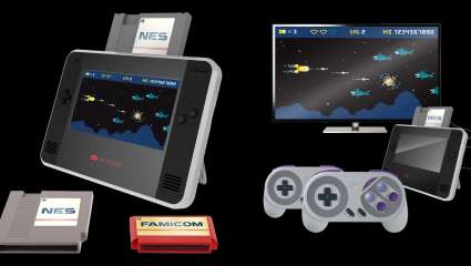 Play NES And Famicom Cartridges Again With My Arcade's Retro Champ Console