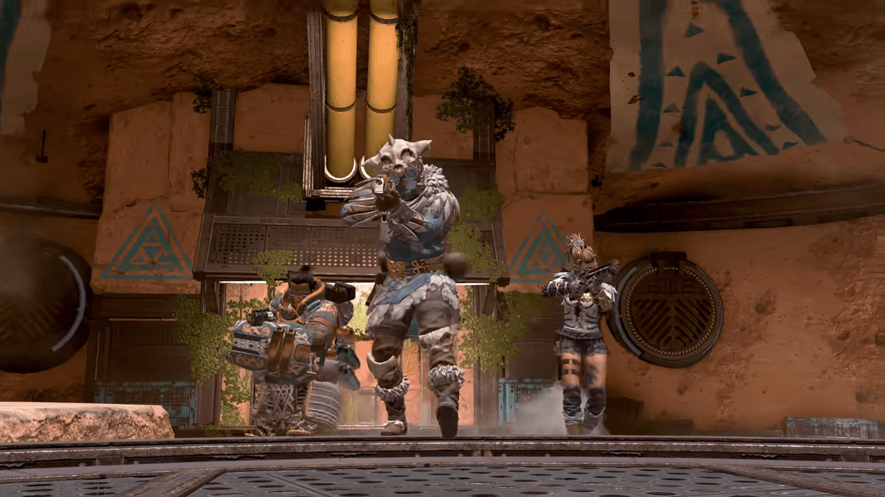 Apex Legends The Old Ways Limited Time Event Is A Buggy Mess, But It Was A Patch Launched From Home