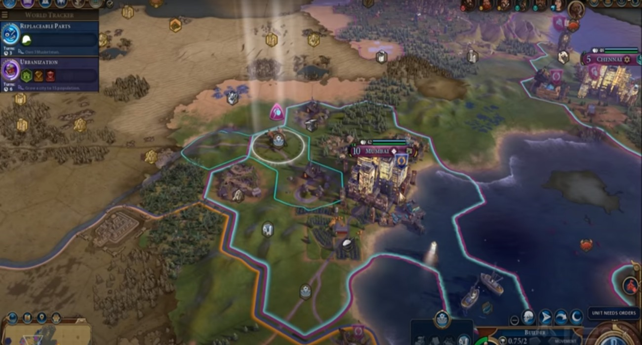 Civilization 6 Will Be Free On The Epic Games Store Until May 28