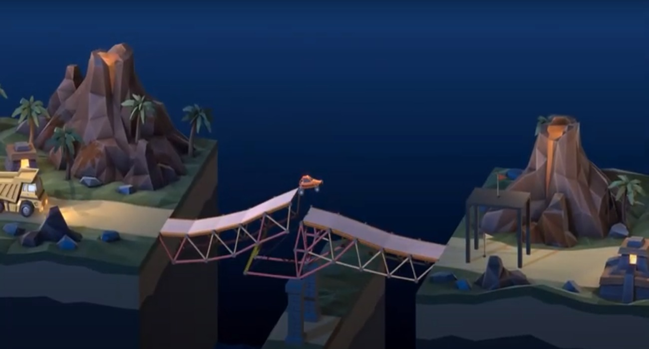 The Puzzle Simulator Poly Bridge 2 Is Set To Release On May 28