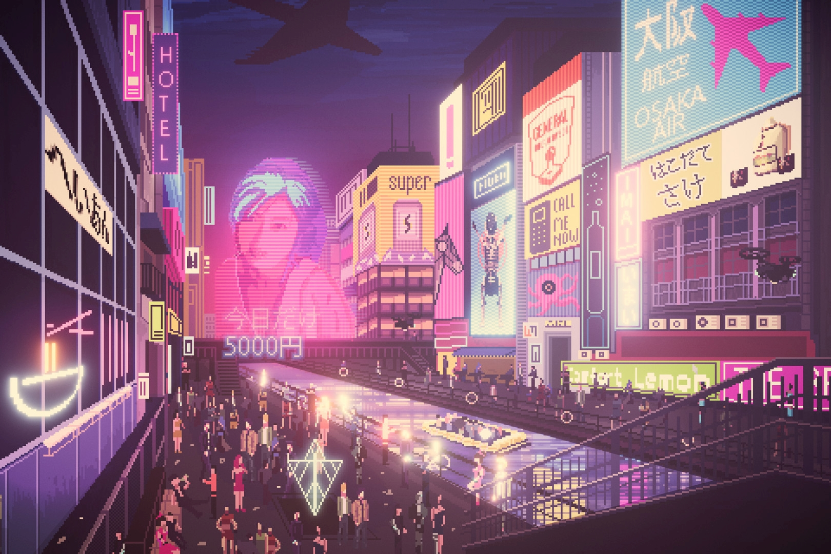 Cybernoir Adventure Chinatown Detective Agency Reaches Funding Goal And Adds Stretch Goals