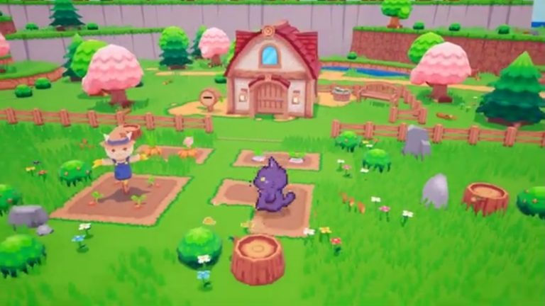 New Information And An Adorable Trailer Has Been Released For Snacko, An Adorable Farming Simulator