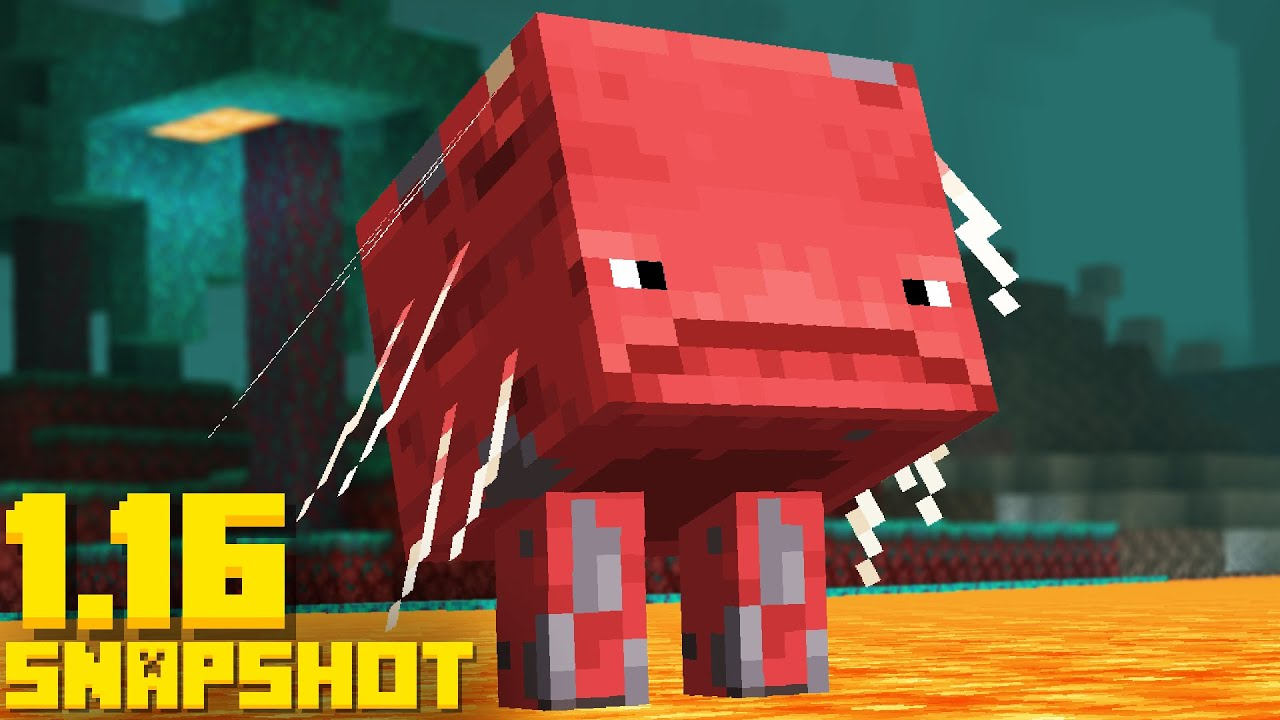 Minecraft's Snapshot, 20W20B, Features New Advancements and Improvments!