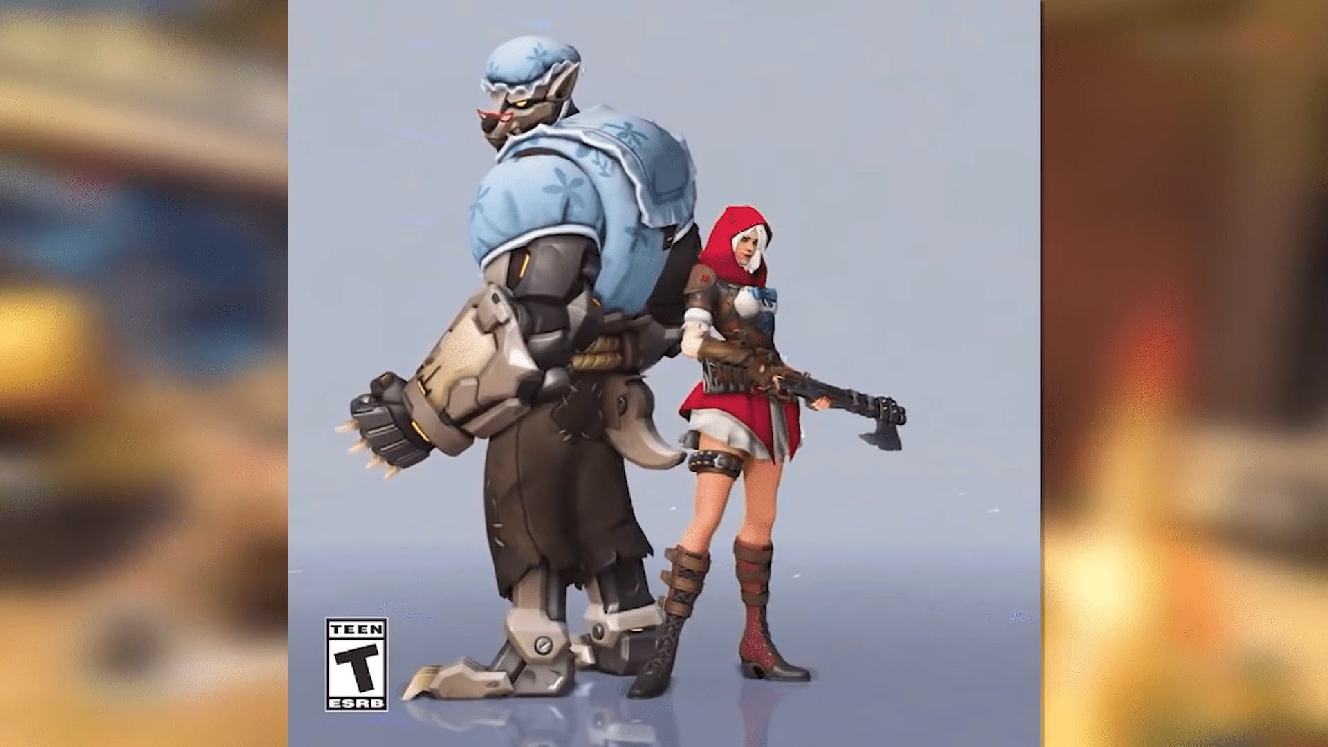 Overwatch Anniversary 2020 Event Skin Names Leaked And Little Red Ashe Skin Revealed