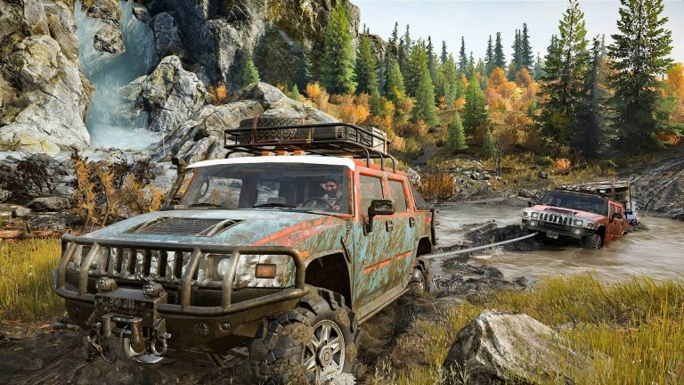Saber Interactive Releases Video With Eight Helpful Tips To Master The Road In SnowRunner