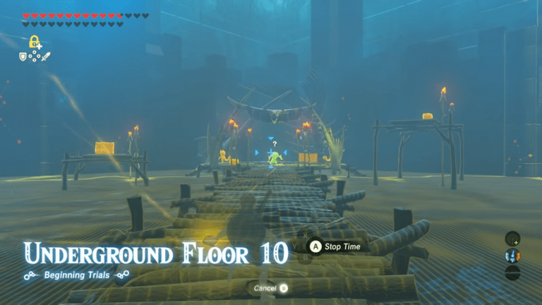 Useful Tips And Tricks For Conquering The Legend Of Zelda: Breath Of The Wilds' Trial Of The Sword