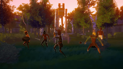 What Is Going Medieval? A Detailed Rimworld-esque Colony Survival Simulator Arriving On PC Later This Year