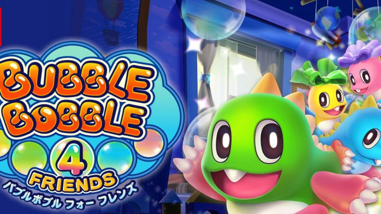 Bubble Bobble 4 Friends Pops Onto PlayStation 4 In Late 2020 Along With A Fan Art Contest