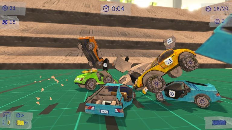 Get Ready For Some Brutal Destruction And Car Combat In Concept Destruction, Set To Release On May 22 For Both PC And Console Audiences