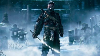 PlayStation Network Officially Reveals The File Size For Ghost Of Tsushima