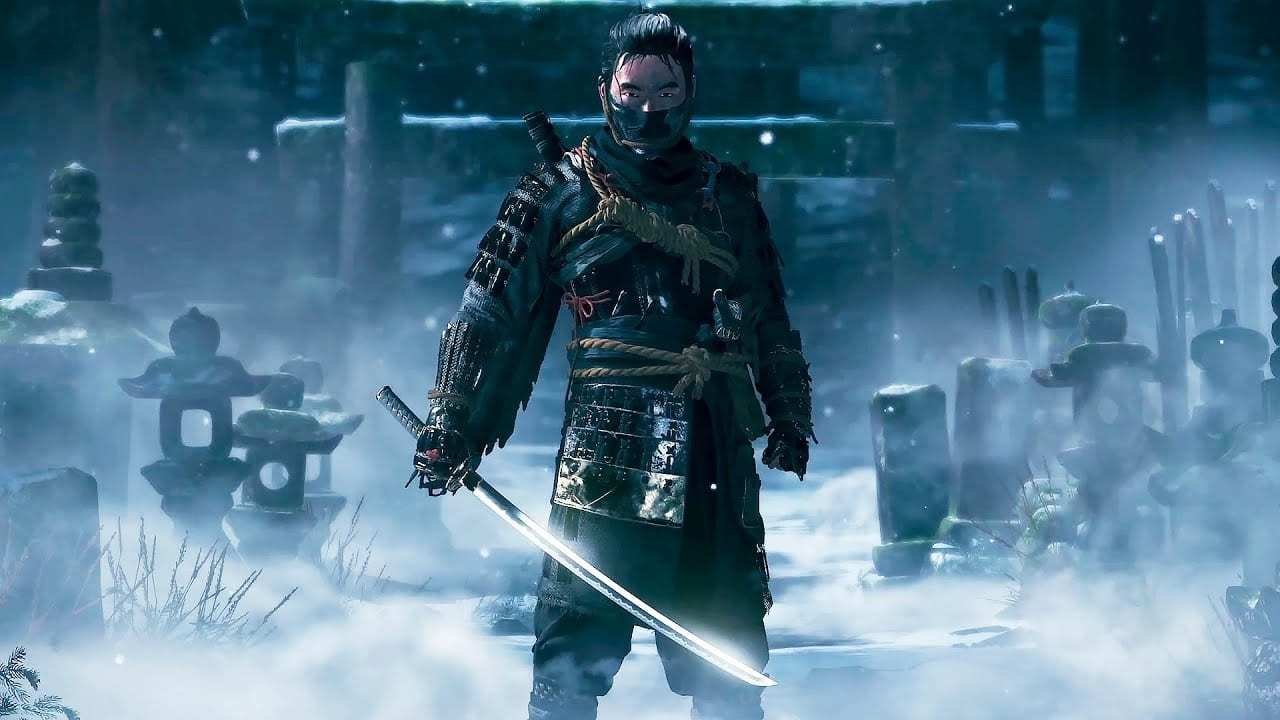 Ghost Of Tsushima Is Now The Fastest-Selling New Title Ever Released On The PlayStation 4