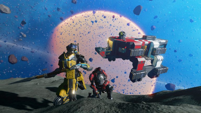 Frozenbyte Releases New Introduction Video For Upcoming Sci-Fi MMO Starbase