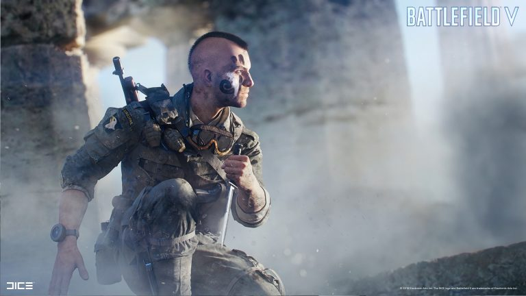 Battlefield 5's New US Elite Character Is A Hardened Airborne Soldier And Demolition Expert