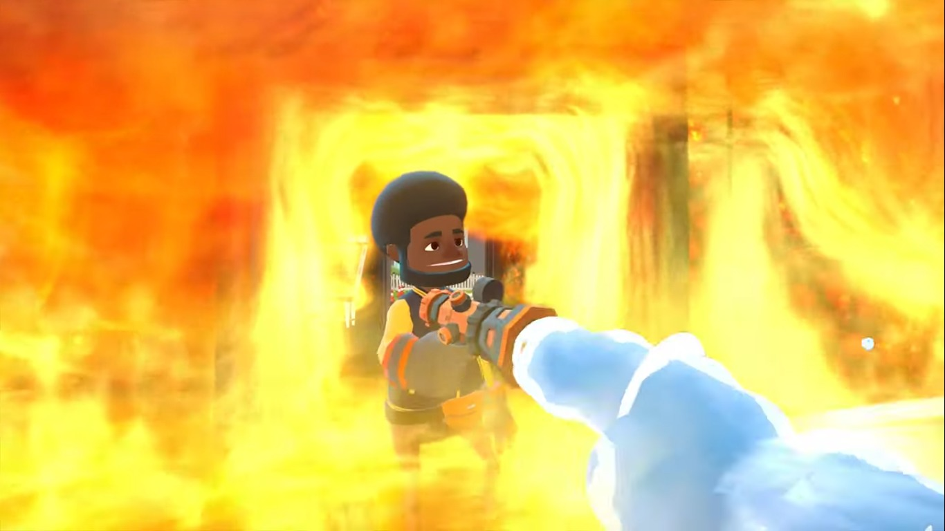 Save People From Burning Buildings In Embr – The Uber Of Firefighting, Headed For Steam Early Access