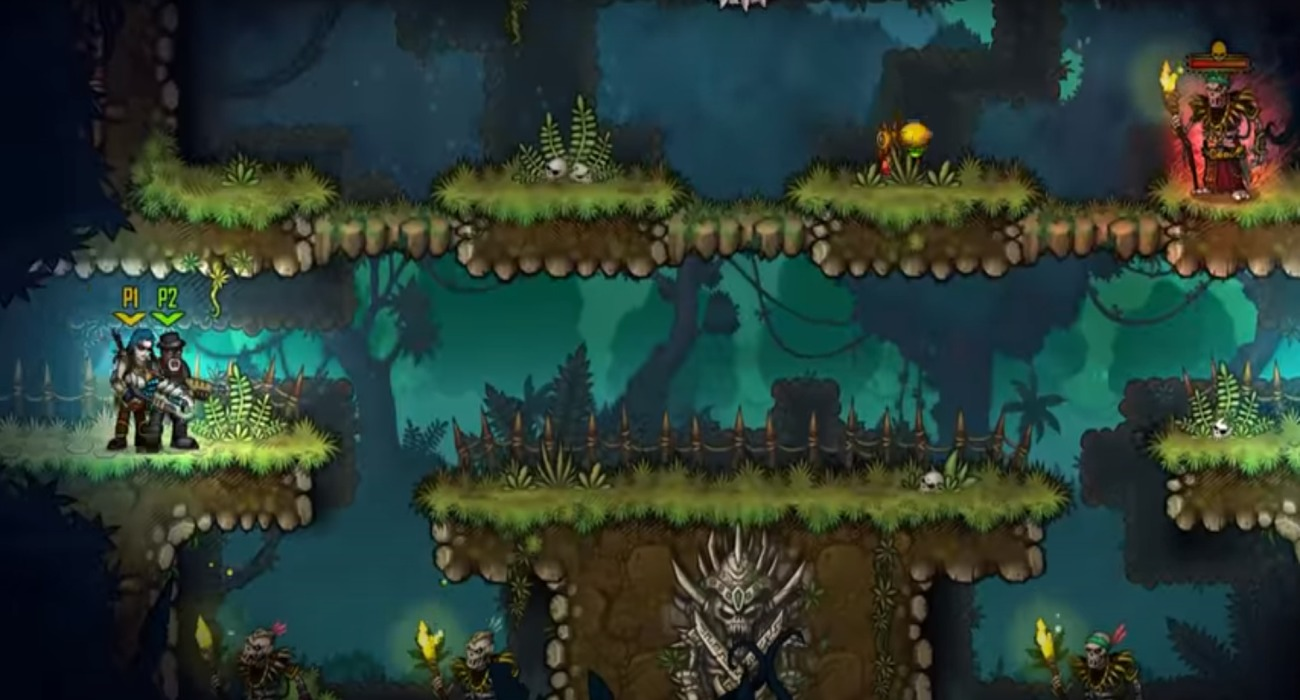 The Indie Roguelite Fury Unleashed Has Just Left Early Access On Steam