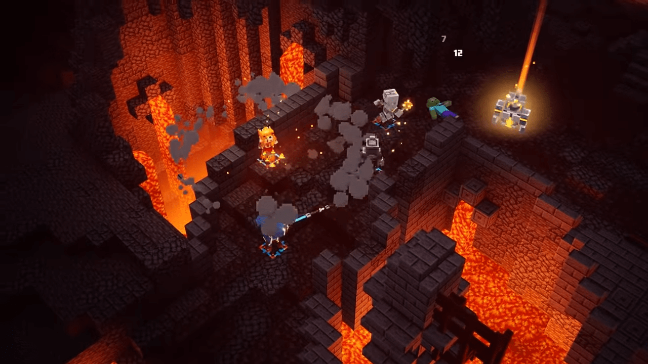 Minecraft Dungeons Releases Bringing ARPG Goodness To Every Age Level On All Platforms