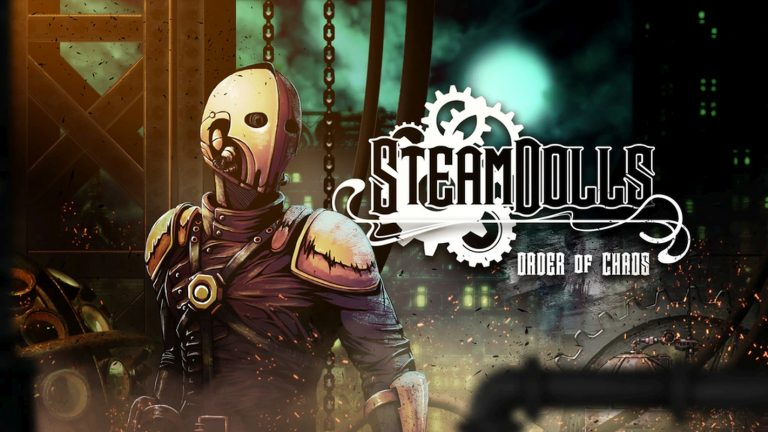 SteamDolls: Order of Chaos Releases Concept Demo On Steam Ahead Of Kickstarter Launch On June 2