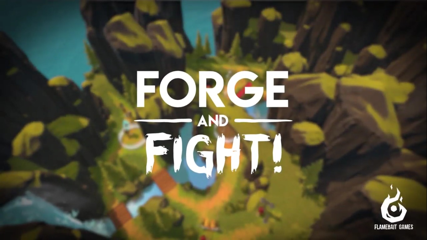 Steam Early Access Welcomes Forge and Fight! To Its Library This Summer, Enjoy A New Online Physics Fighting Game