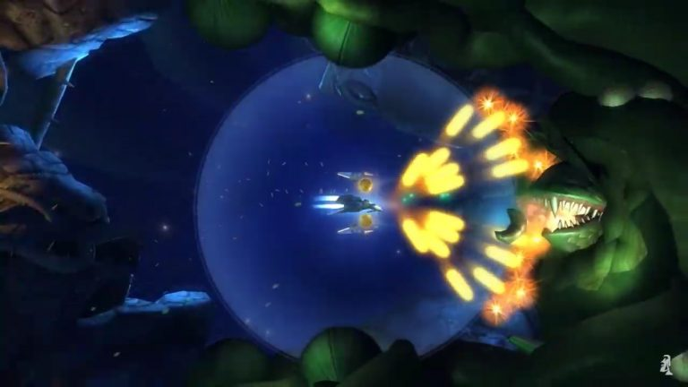 Rigid Force Redux Is Racing To Nintendo Switch And Xbox One Giving A Revamped Taste Of The 3D Space Shooter
