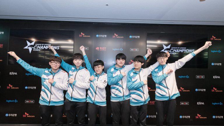 Damwon Gaming Secured Stunning Upset Over DragonX In League Champions Korea Summer Split