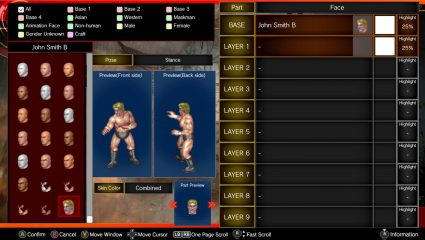 Spike Chunsoft's Fire Pro Wrestling World Adds Custom Parts Craft DLC