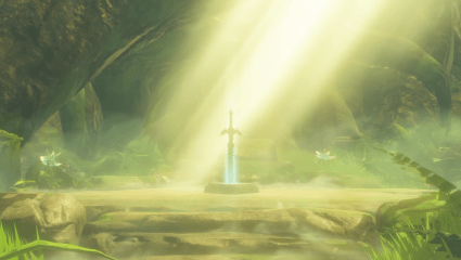 How To Get The Legendary Master Sword In The Legend Of Zelda: Breath Of The Wild