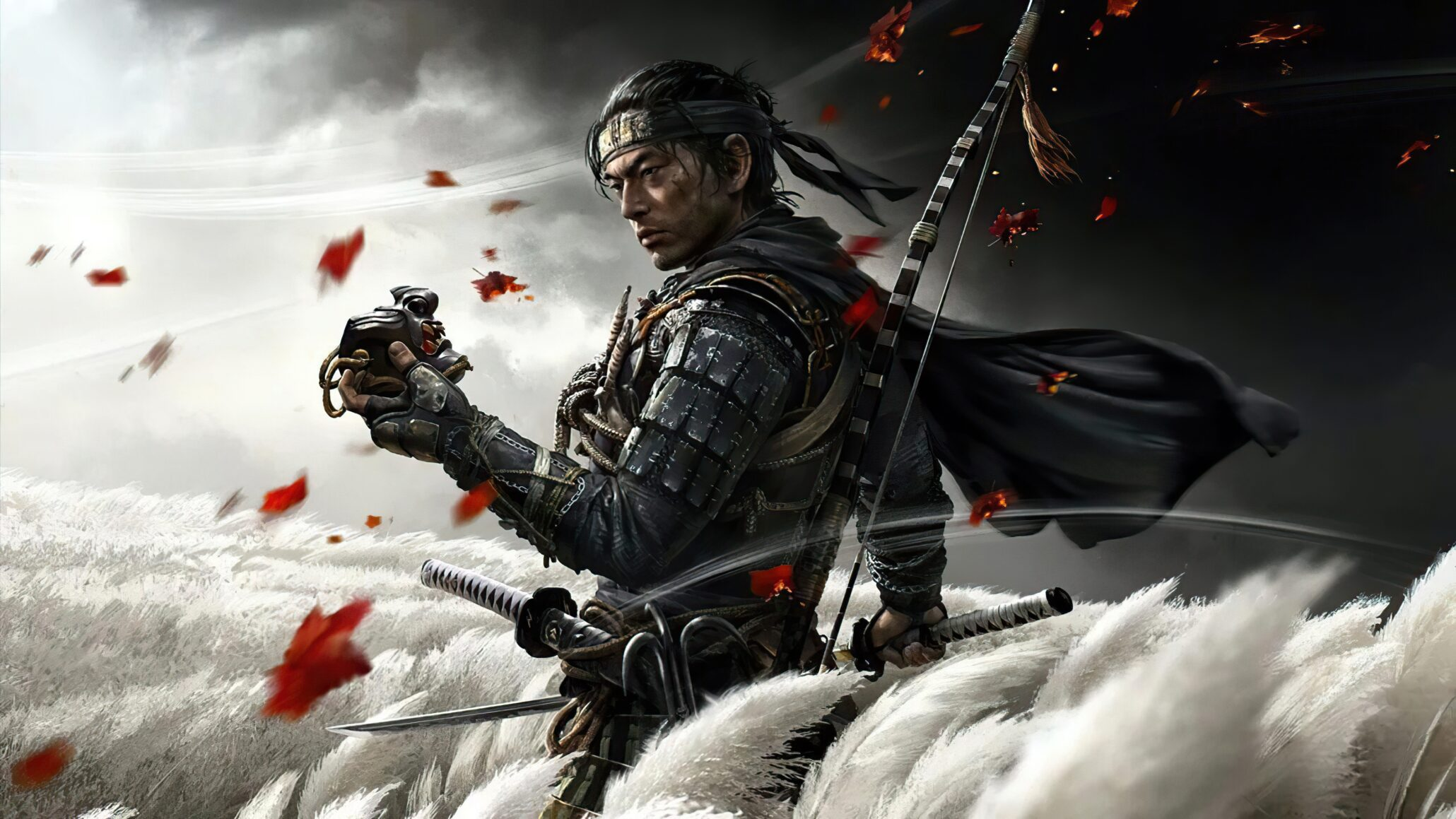Ghost Of Tsushima Is Confirmed To Run At 60FPS On The New PlayStation 5 Console