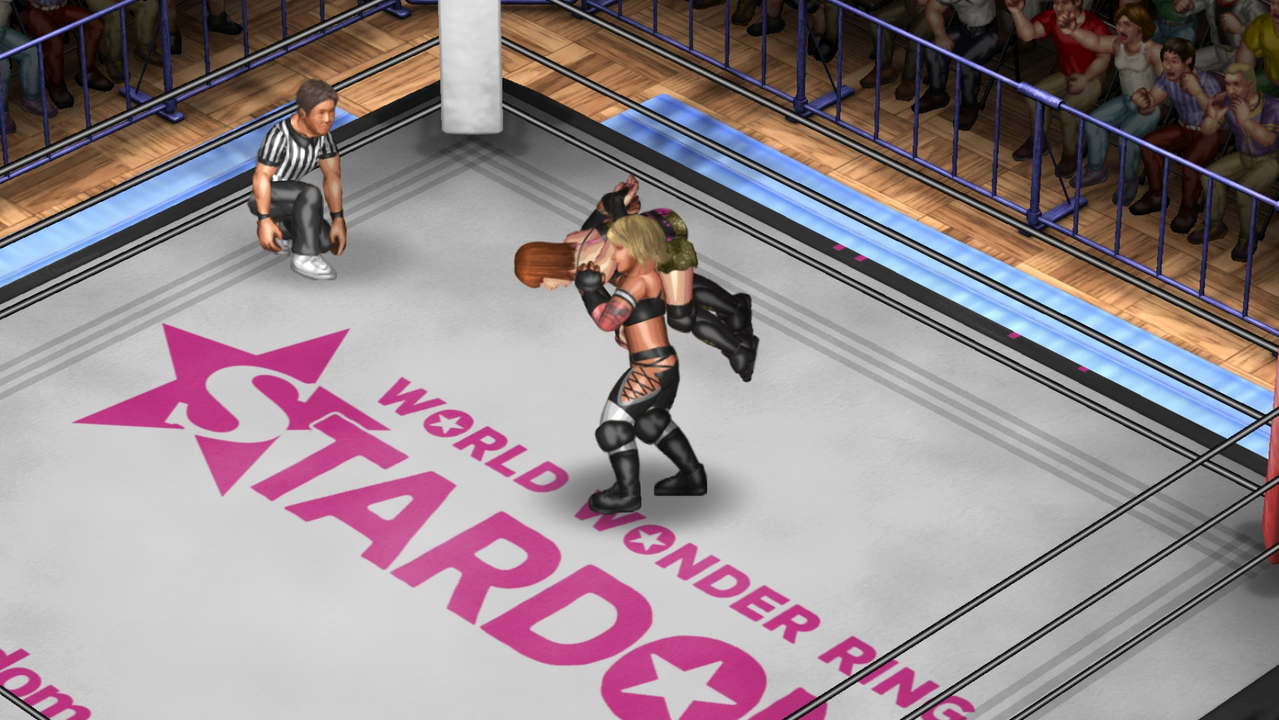 Fire Pro Wrestling World Stardom Part 2 DLC Available Now With 11 Additional Stars