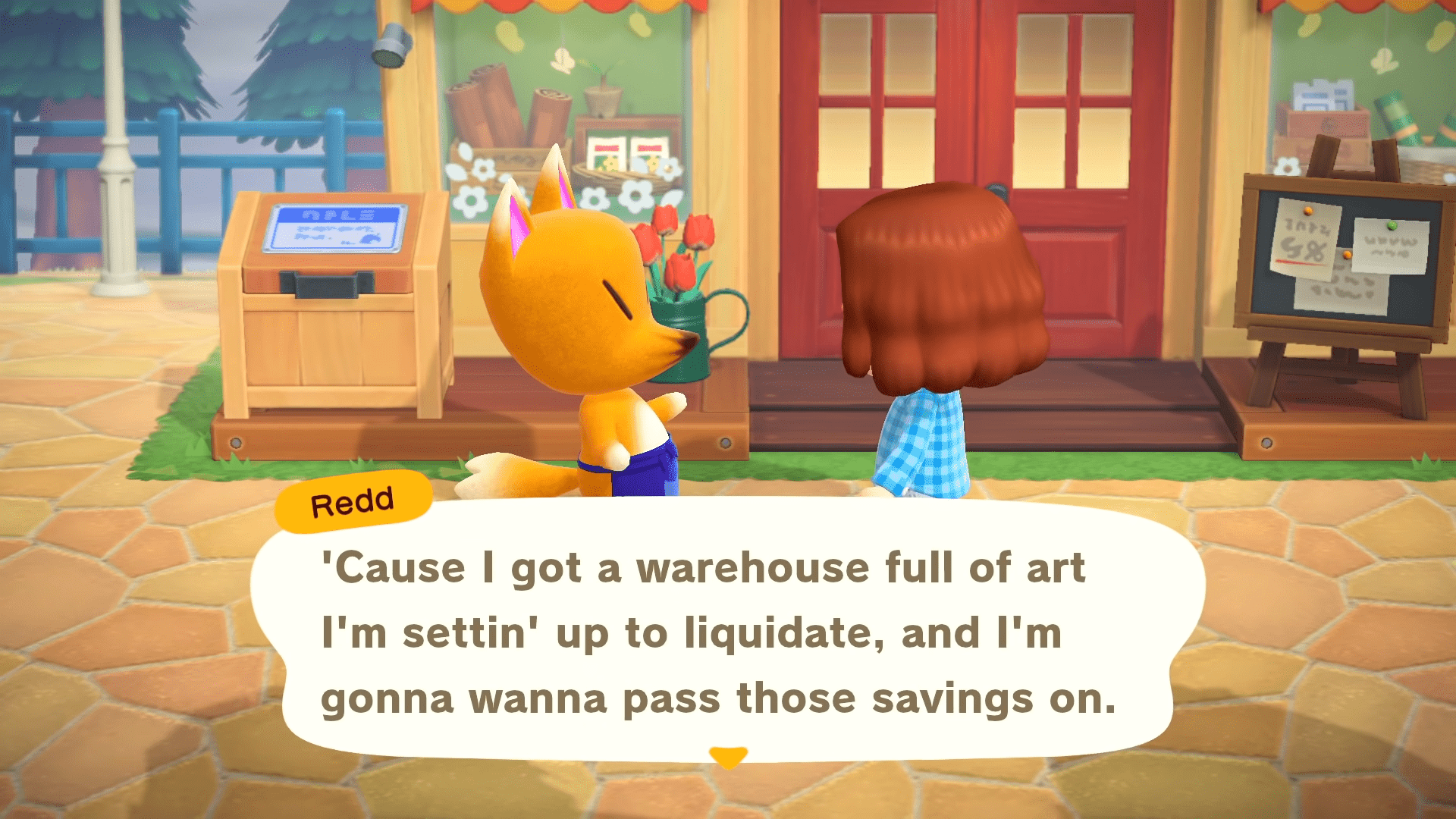 Animal Crossing: New Horizons–Everything You Need To Know About Fake Art And How To Spot It