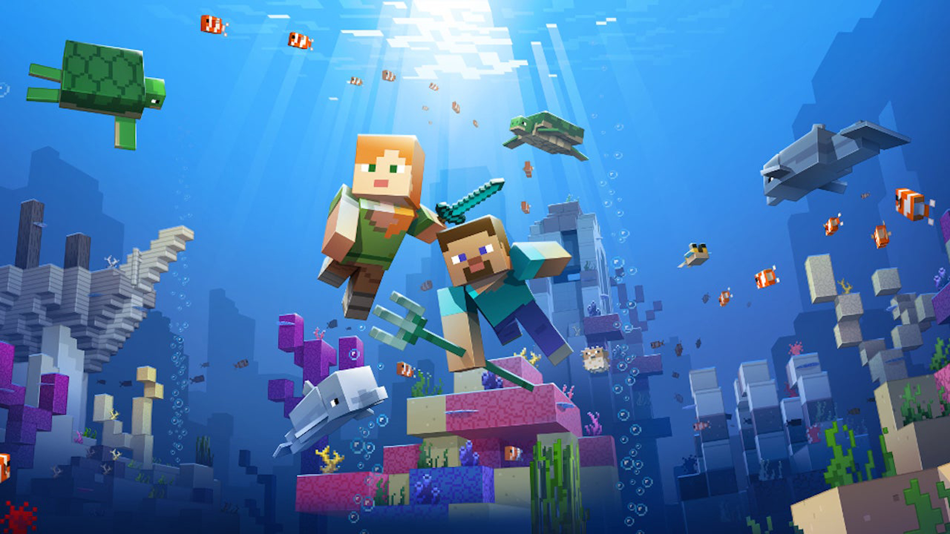 Minecraft Sales Top 200 Million And Minecraft Now Has 126 Million Players Monthly
