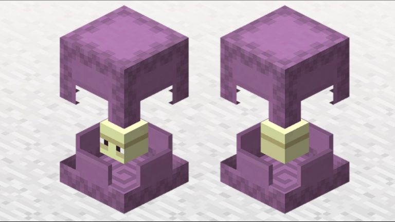 Minecraft Mobs Explored: The Shulker: A Mob, An Enemy, and A Storage Container?