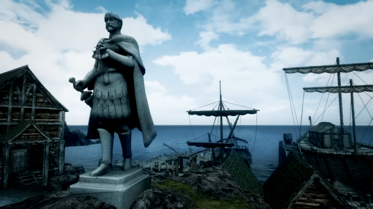 Beyond Skyrim Modding Team Releases The Island Of Roscrea Development Diary For May 2020