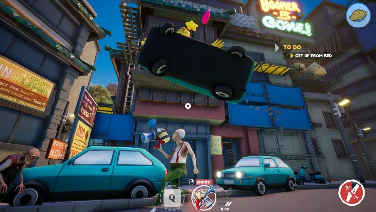 Just Die Already Is A New Sandbox Mayhem Game From The Famed Designer Of Goat Simulator